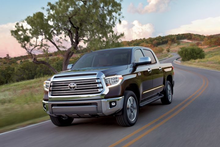 Toyota is recalling three models, including the 2018 Tundra, for a defect involving that airbag control device.