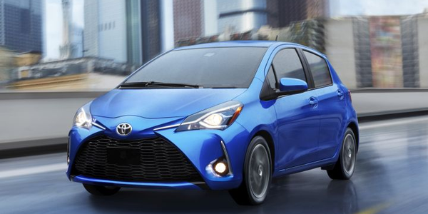 Toyota's head of North American operations is considering discontinuing several under-performing...