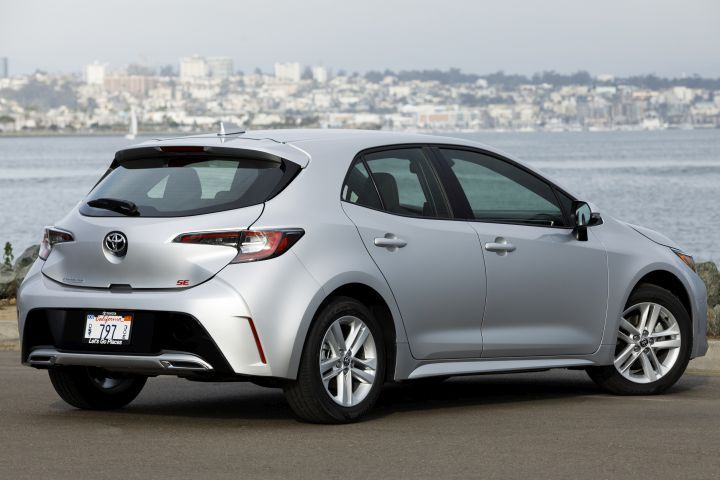 Toyota is recalling its 2019 Corolla Hatchback for a possible defect with its CVT.