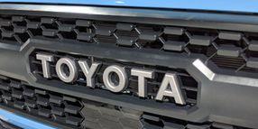 Toyota Selects TSD Mobility for Rental Program