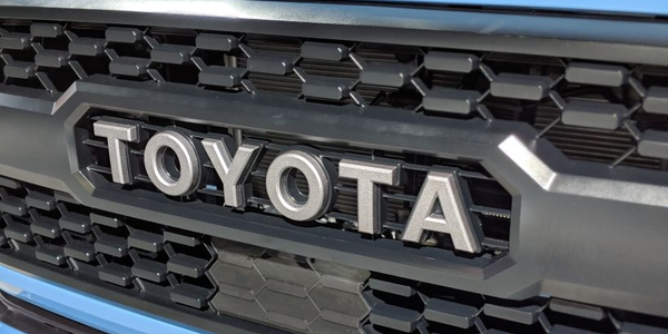 Toyota finished second tied with Porsche in J.D. Power's 2019 Vehicle Dependability Study and...