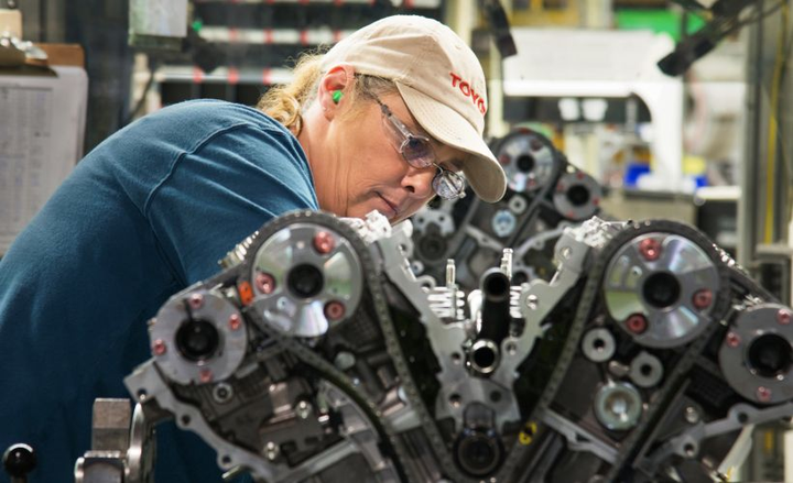 Toyota will invest an additional $3 billion to expand its U.S. operations in the next five years.  - Photo courtesy of Toyota.