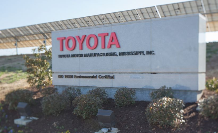 Toyota has begun producing its 2020 Corolla in Mississippi.  - Photo courtesy of Toyota.