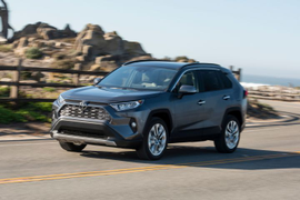 Toyota Recalls 2019 RAV4 for Backup Camera
