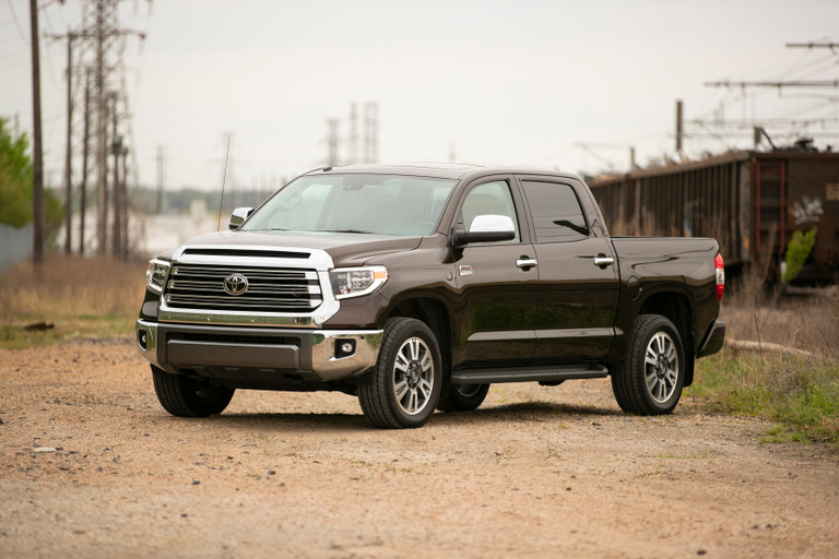The 2019 Tundra ranked at the top of a list of the most affordable pickups to insure.
