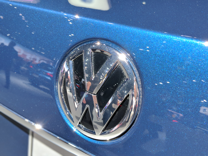 Volkswagen will pay $96.5 million to settle claims that it overstated fuel economy.