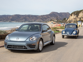 Volkswagen is discontinuing its Beetle, which has helped somecommercial fleets with their branding initiatives.