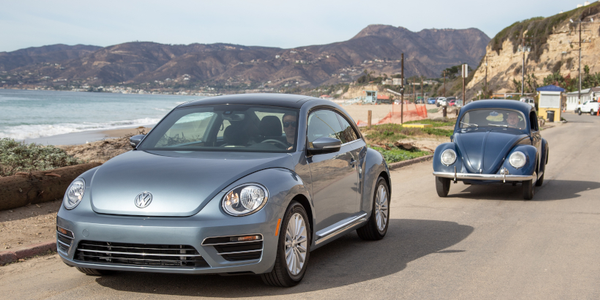 Volkswagen is discontinuing its Beetle, which has helped some commercial fleets with their...