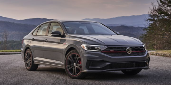 Volkswagen's 2019 Jetta has garnered a five-star overall safety rating from NHTSA under its...