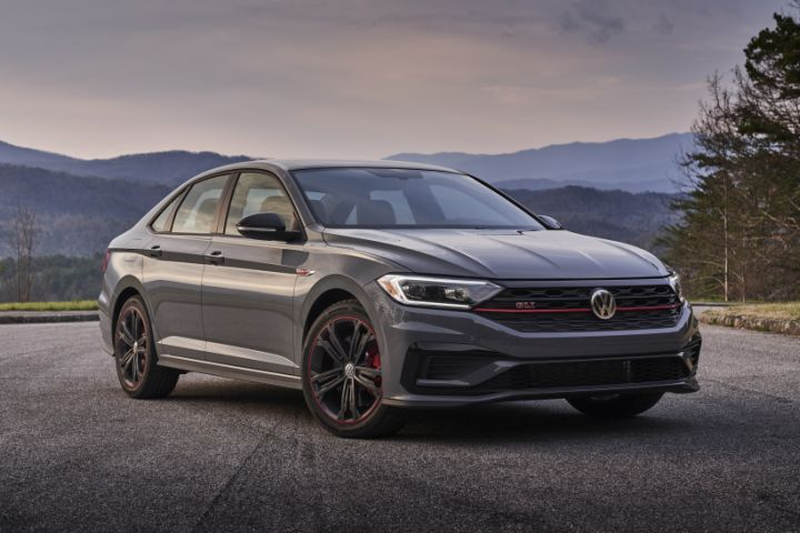 Volkswagen's 2019 Jetta has garnered a five-star overall safety rating from NHTSA under its crash-testing program.  - Photo courtesy of Volkswagen.