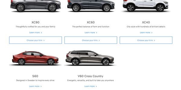 Volvo is overhauling its subscription service, after heavy pushback from its dealer base.
