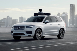 Volvo Readies Self-Driving XC90 for Production