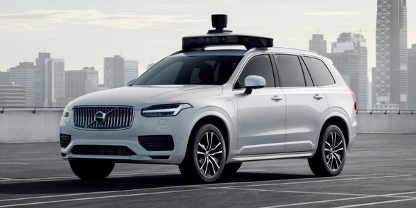 Volvo has developed a production-ready XC90 that's capable of Level 4 autonomous driving.