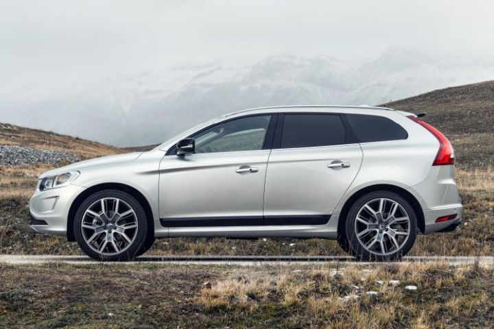 Volvo is recalling its XC60 (shown) and S90 for a possible front seat defect.