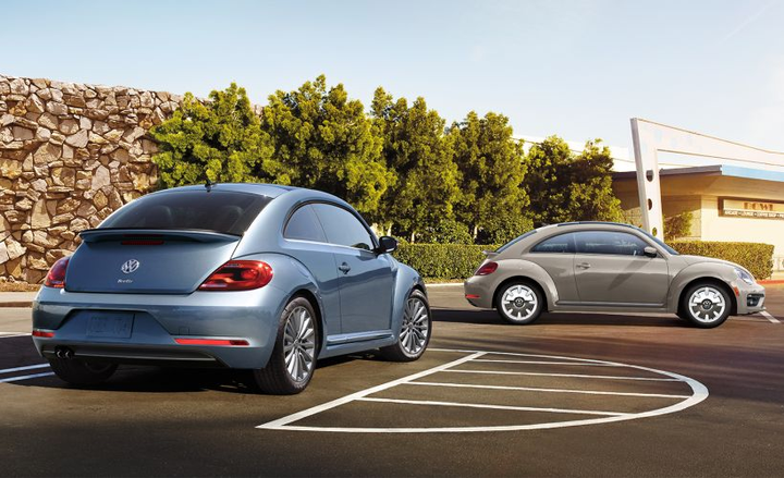Volkswagen will offer the 2019 Beetle Final Edition until July, and then discontinuethe model.  - Photo courtesy of Volkswagen.