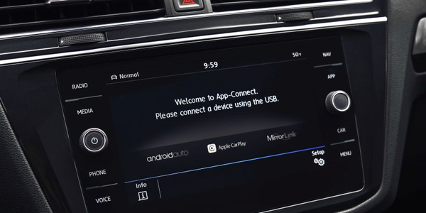 VW's Car-Net now includes Siri voice recognition commands.