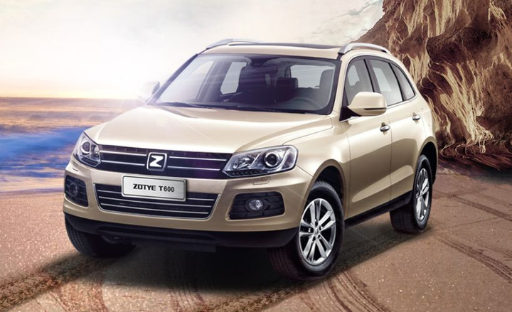 Zotye is recruiting dealers for its T600 SUV that it will sell in the U.S. in 2020.