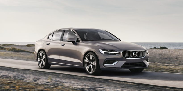 Volvo's 2019 S60 luxury sedan will be available as part of the Care by Volvo subscription plan...