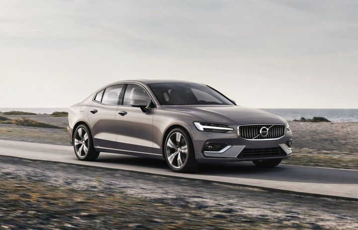 Volvo's 2019 S60 luxury sedan will be available as part of the Care by Volvo subscription plan for $775 per month.  - Photo courtesy of Volvo.