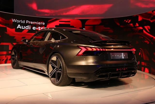 The four-door, battery-electric vehicle delivers 590 hp, achieves an 80% charge in 20 minutes,...