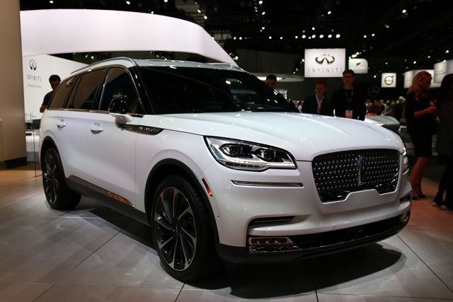 Lincoln will also offer the Aviator Grand Touring, which uses aplug-in hybrid powertrain that...