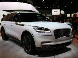 Lincoln will also offer the Aviator Grand Touring, which uses a plug-in hybrid powertrain that...