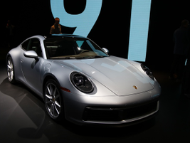 Porsche introduced the latest generation of its iconic 911, the 2020 911Carrera S.