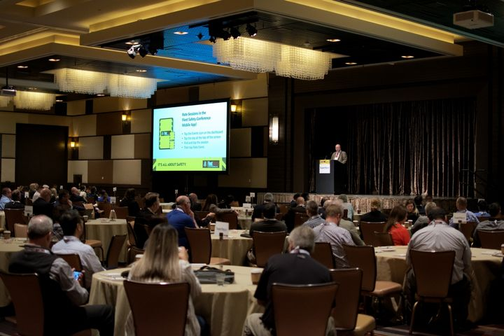 If you consider yourself to be an expert on a particular topic that addresses fleet safety and would like to share your wisdom, you're invited to submit an abstract for consideration. -