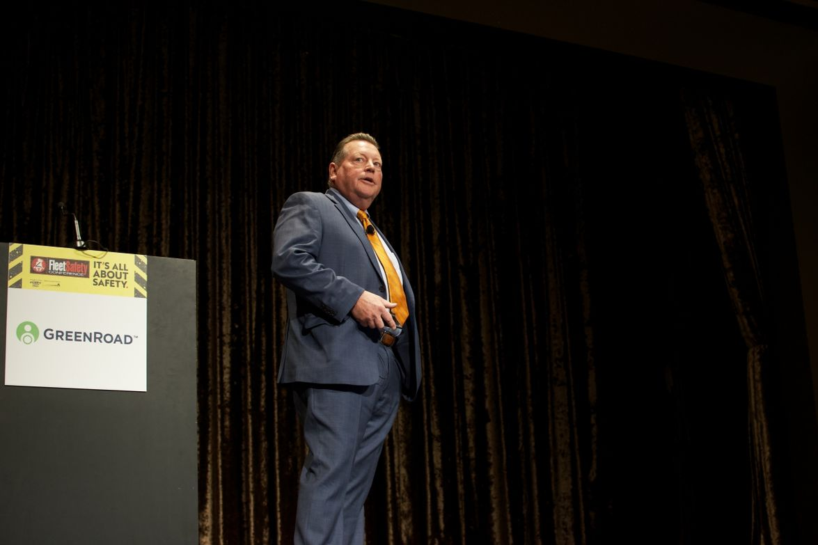 (pictured) Kevin Fisher of Mercury Associates was one of the closing keynote presenters. Scott...