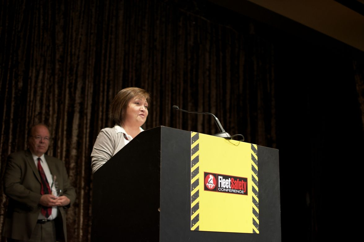 DinaKushaliyeva, senior HSE Manager, North America, for Direct Energy was named the winner of...