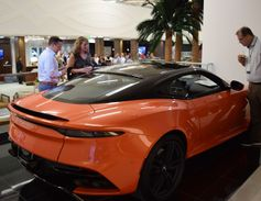 ARI hosted an evening reception and dinner at the Holman Motorcars dealershipin...
