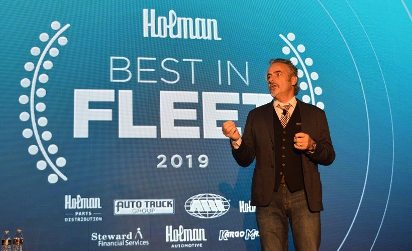 David Feherty, television personality and former professional golfer, was the conference's...