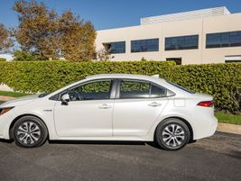 The hybrid model uses a 1.8-liter four-cylinder engine with an electric motor that puts out 121...