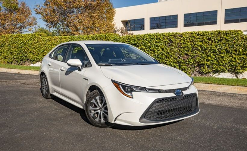Toyota extended the hybrid battery warranty for several 2020 model year alt-fuel vehicles,...
