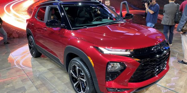 The 2021 Trailblazer appears to offer more value and style than the similar Chevrolet Trax...
