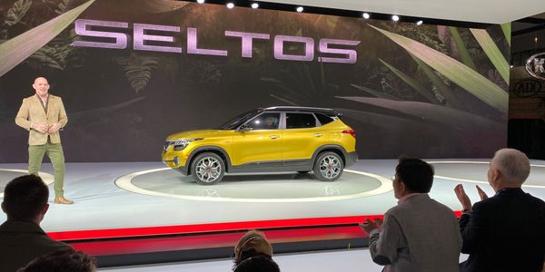 Kia's 2021 Seltos will slot between the Soul and Sportage in its utility lineup.