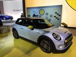 The Mini Cooper SE offers a low MSRP for an all-electric. Will buyers accept an EPA-rated range...