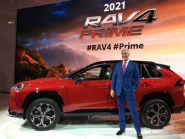 The 2021 Toyota RAV4 Prime plug-in hybrid will churn out 302 hp and39 all-electric miles. Those...