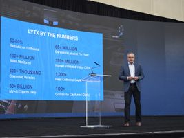 Brandon Nixon, CEO, Lytx, offered a look at his company's new integration with Geotab...