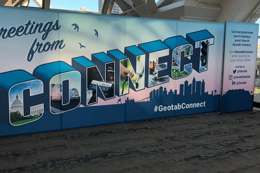 Geotab Connect 2020 Conference in Pictures