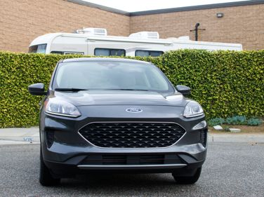 The 2020 Ford Escape features a redesigned exterior.