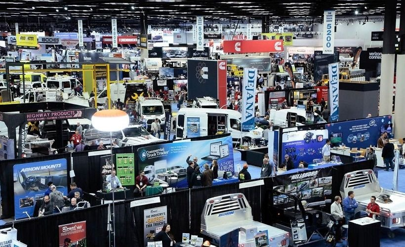 The Work Truck Show at the Indiana Convention Center, March 3 – 6, 2020, in Indianapolis, Indiana.