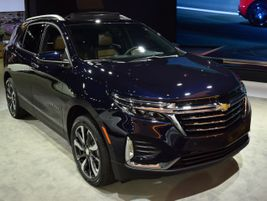 The refreshed 2021 Equinox made an appearance at the Chicago Auto Show. New to the Equinox for...