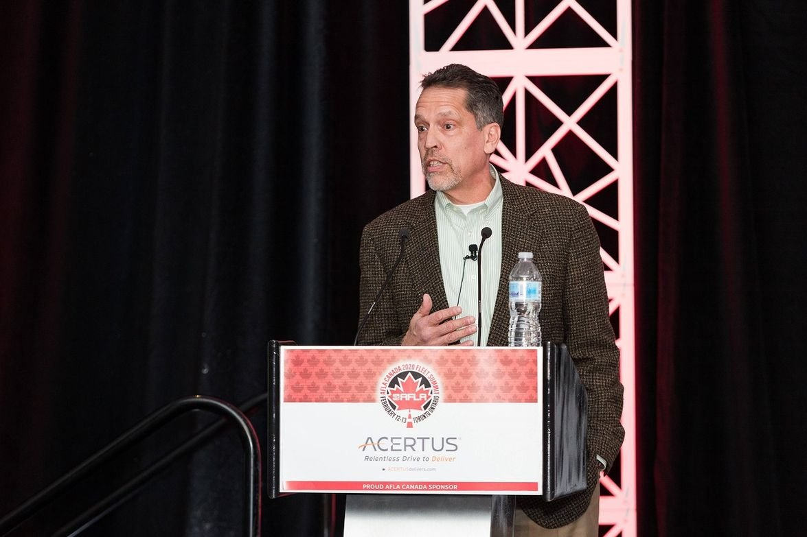 Eliot Bensel, vice president of account development for The CEI Group, spoke during the Deep...
