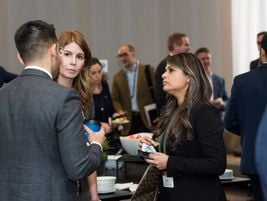 Networking was a large part of the inaugural AFLA Canada Fleet Summit.