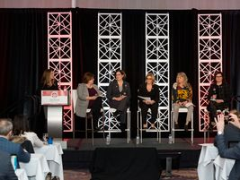The Women in Fleet Management Panel Conversation was moderated by Caroline Costello of...