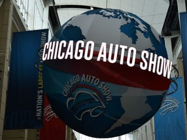The Chicago Auto Showis being held at McCormick Place from Feb. 8 - 17, 2020.