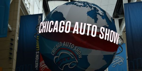 The Chicago Auto Show is being held at McCormick Place from Feb. 8 - 17, 2020.