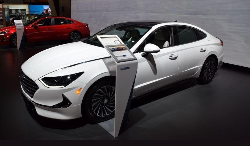 The 2020 Sonata Hybrid was also introduced at the Chicago Auto Show, and boasts 686 miles of...