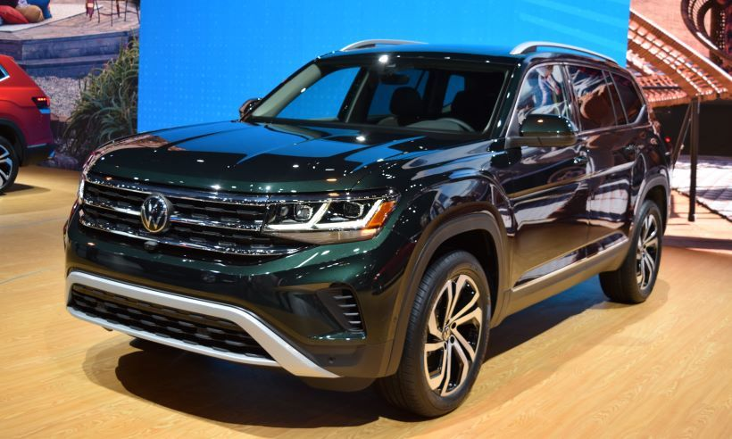 The Refreshed 2021 Volkswagen Atlas Includes New ...